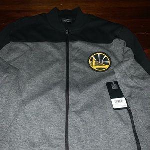 UNK NBA Warriors jacket size Large